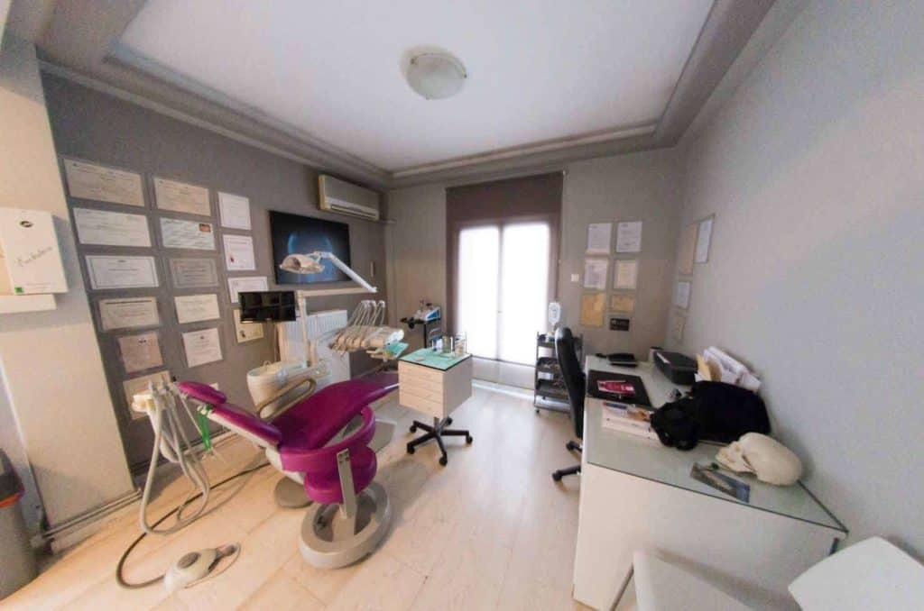 Οδοντίατρος στη Θεσσαλονίκη