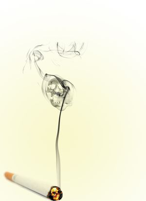 Βελονισμός για διακοπή του καπνίσματος