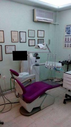 Χώρος ιατρείου Στομα υγεια οδοντιατρείο θεσσαλονίκη